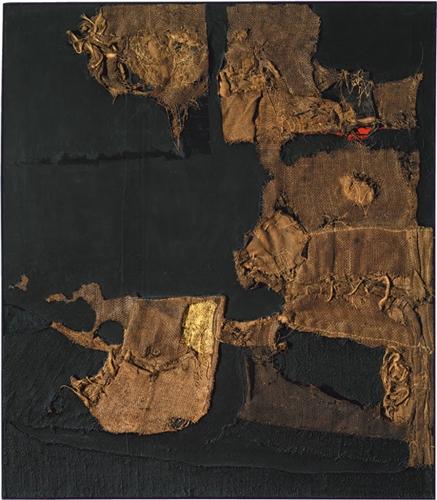 Guggenheim Presents Major Alberto Burri Retrospective image