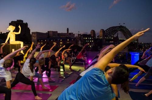 Spring Yoga Series image