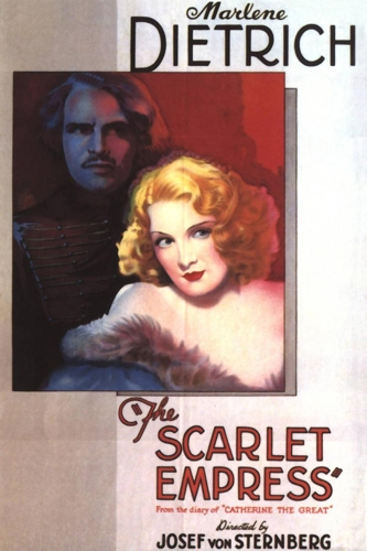 Film Series: The Scarlet Empress (1934) image