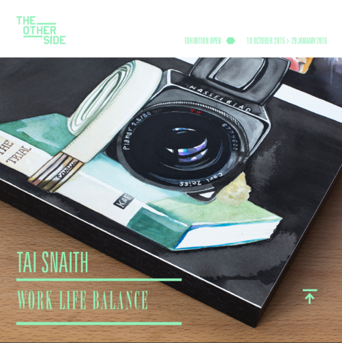 "Tai Snaith ""Work Life Balance"" at The Other Side
