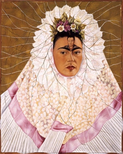 Frida Kahlo and Diego Rivera image