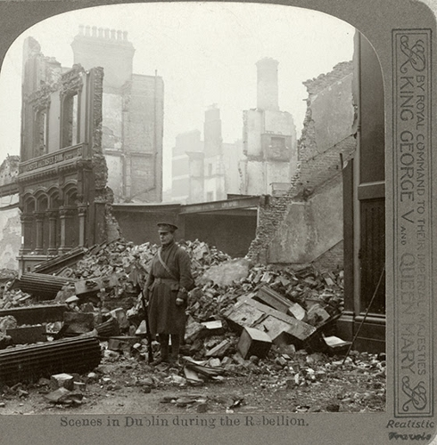 The Easter Rising 1916: Sean Sexton Collection  image