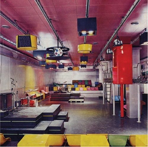 Radical Disco: Architecture and Nightlife in Italy, 1965-1975 image