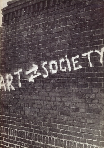 Art into Society – Society into Art image