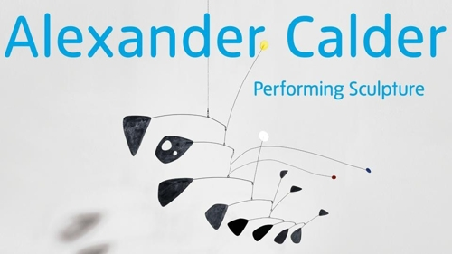 Alexander Calder: Performing Sculpture image
