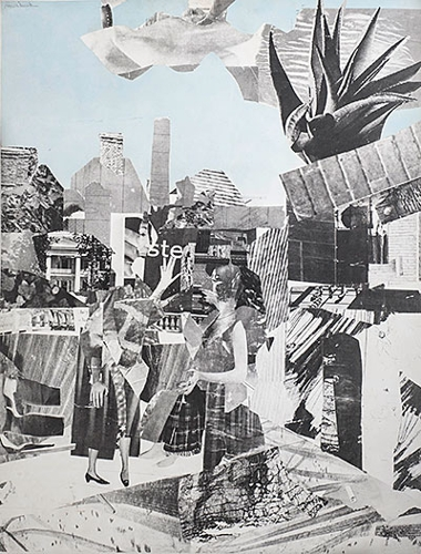 From the Permanent Collection, the Artists of the Spiral Collective, 1963-1965 image