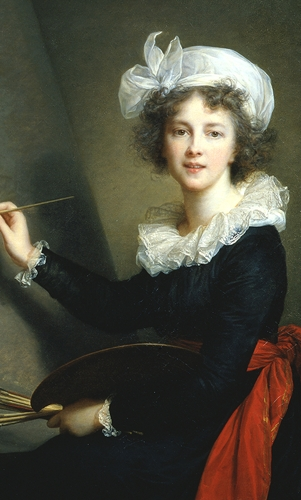 Vigée Le Brun: Woman Artist in Revolutionary France image