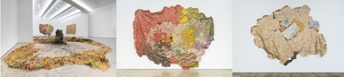 El Anatsui: FIVE DECADES image