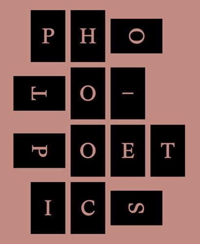 The Solomon R. Guggenheim Museum presents Photo-Poetics: An Anthology image