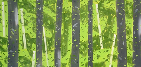 Alex Katz, This is Now image