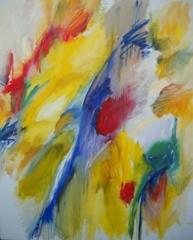 Ann Drosendahl, Wonderful Day, Oil on Canvas, 72x60 image
