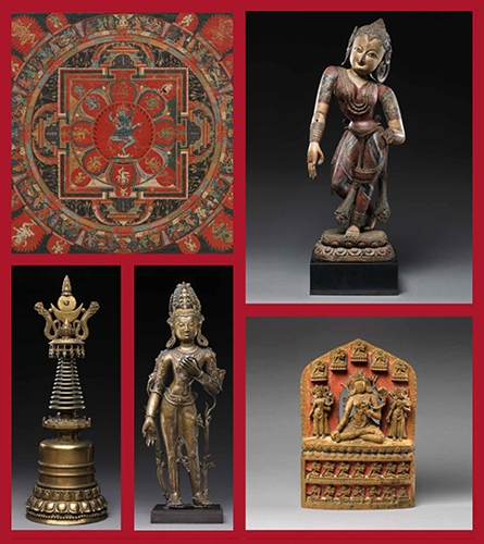 The Arts of Nepal and Tibet Recent Gifts image