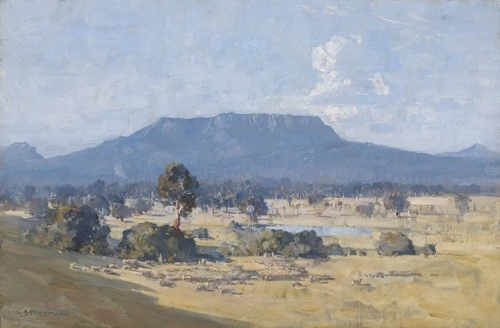 Professional Learning workshop— Land of the Golden Fleece Arthur Streeton in the Western District image