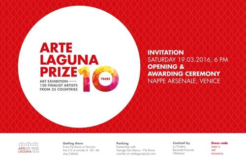 10th Arte Laguna Prize image
