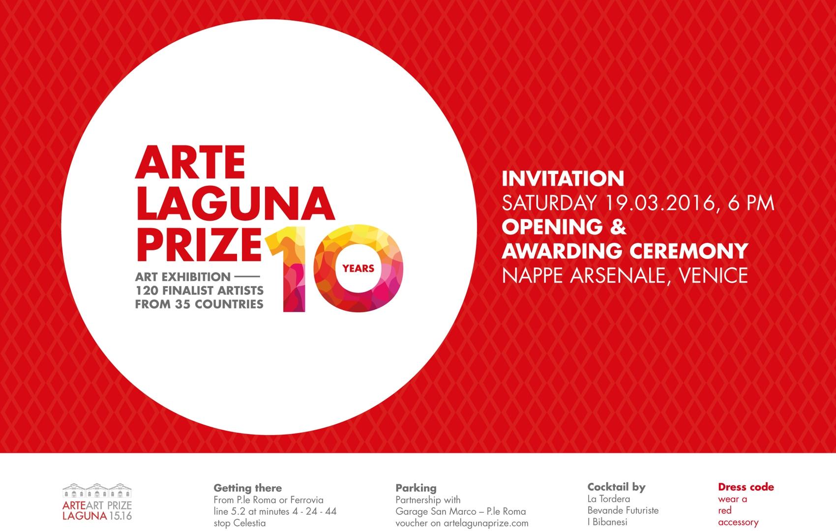 10th Arte Laguna Art Prize on Art Base BASE