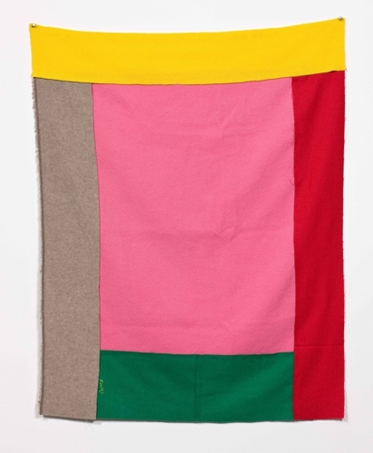 Fabrik: conceptual, minimalist and performative approaches to textiles image