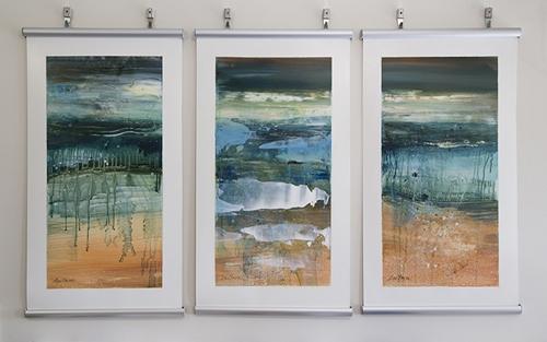 Salt Pan Series by Lyne Marshall image