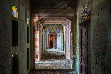 Abandoned India image