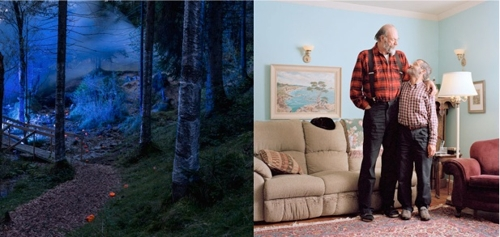 Ingo Bracke 'Worlds of Light' and Daniel Schumann 'International Orange' @ Conny Dietzschold Gallery image