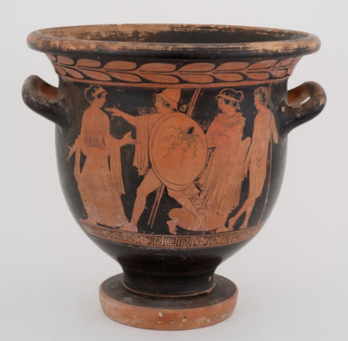 Images of Life: Ancient Greek Vases image