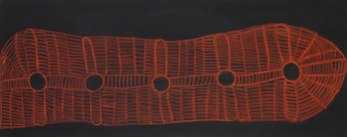Keepers Of Place New Works From Papunya Tjupi image