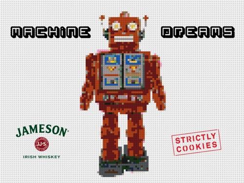 """Machine Dreams""  image"