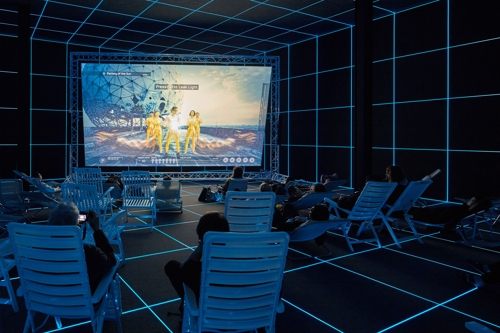 Dreamlands: Immersive Cinema And Art, 1905–2016 image