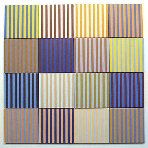 Lezlie Tilley, 'Cad Yellow/Cobalt Blue' 2010 image