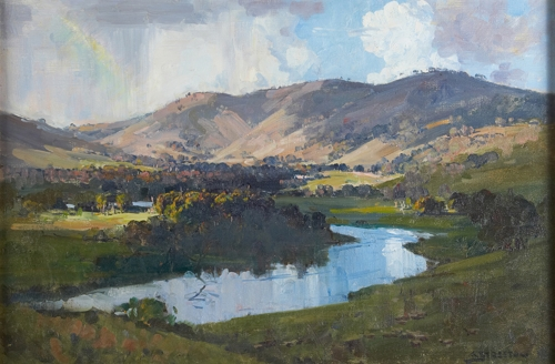 Kenneth Park—Arthur Streeton beyond the Western District image