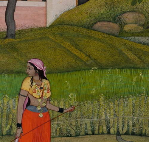 Divine Pleasures: Painting from India's Rajput Courts—The Kronos Collections image