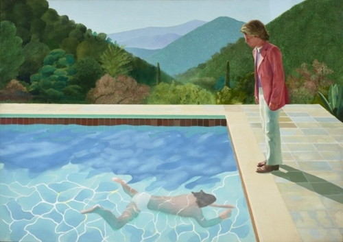 Teachers' Private View: David Hockney image