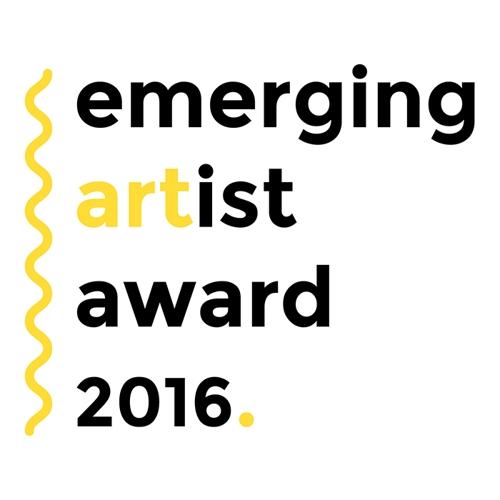 Emerging Artist Award 2016 image