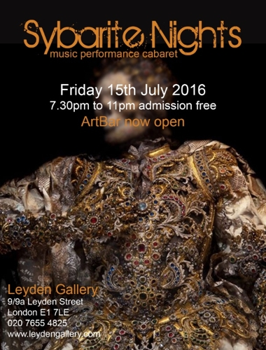 Sybarite Nights 15th July image