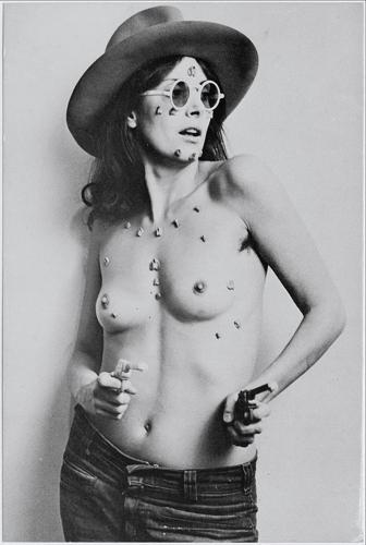 Feminist Avant Garde of the 1970s: image