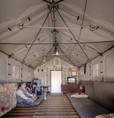 Insecurities: Tracing Displacement and Shelter image