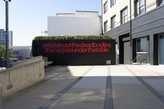 Vernon Ah Kee: Inaugural Ima Courtyard Commission image
