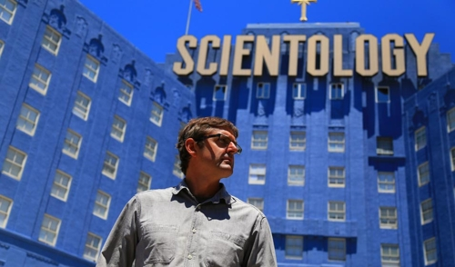 Louis Theroux: My Scientology Movie image
