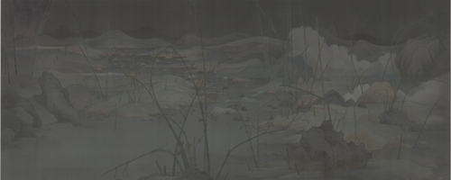 Hao Liang: Eight Views of Xiaoxiang image