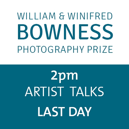 Bowness Photography Prize Artist Talks | People's Choice Award announcement image