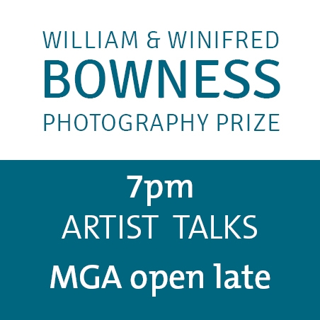 Bowness Photography Prize Artist Talks | MGA OPEN LATE image