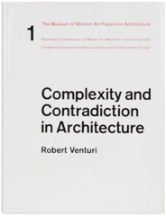 """Symposium to Mark the 50th Anniversary of Robert Venturi's """"Complexity and Contradiction in Architecture"""" image"""