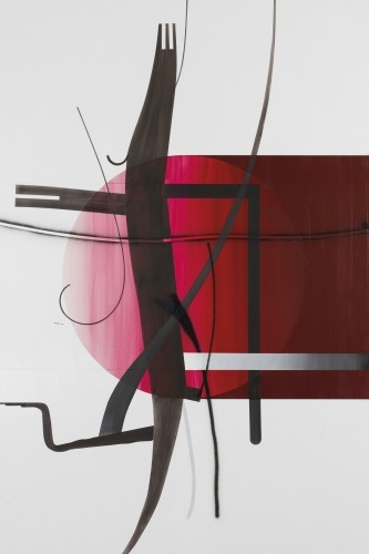 Albert Oehlen Recent Works image