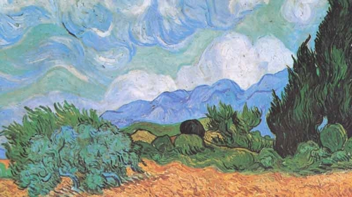 Van Gogh and the Seasons Melbourne Winter Masterpieces 2017 image