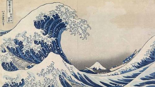 Hokusai image