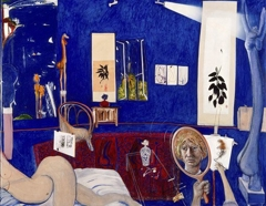 Brett Whiteley  decade - 1970s image