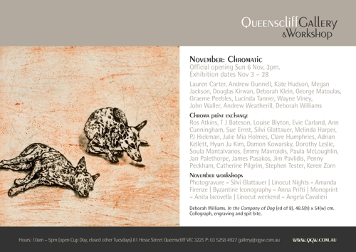 Chroma invitation image
