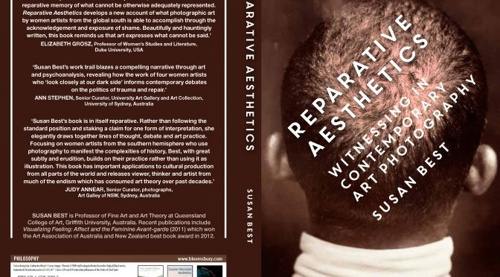 Publication Launch, Reparative Aesthetics by Susan Best image