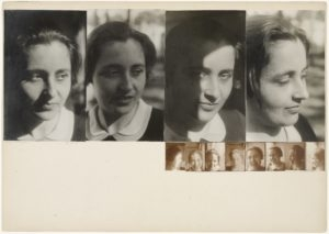One and One Is Four: The Bauhaus Photocollages of Josef Albers image