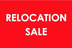 Relocation Sale image