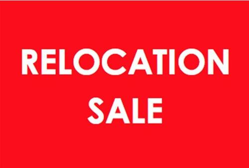 Relocation Sale image